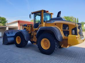 Volvo wheel loader L120H