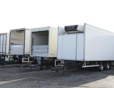 Rohr refrigerated trailer /ZASLAW / IGLOOCAR / refrigerator trailers 16-18 epal / low mile