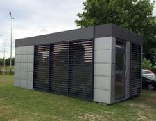 office cabin container Office Container, SKLEP, KIOSK, BIURO MOBILNE, SHOP, PAVILIONS