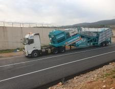 Constmach concrete plant 100 m3/h MOBILE CONCRETE PLANT, DELIVERY FROM STOCK