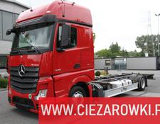 Mercedes-Benz Actros 1833 , E6 , Low-Deck , 4x2 , Retarder , BDF , chassis 7,2