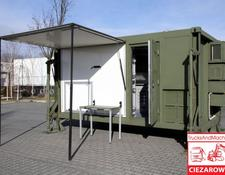 other special container ARMPOL / Military container body / NEW / UNUSED / 2020