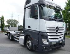 Mercedes-Benz container chassis Actros 2545 , E6 , 6x2 , Low Deck , BDF , retarder , StreamSpace