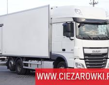 Daf refrigerated truck XF 460 , E6 , 6x2 , 18 EPAL , side door , height 2,65m , retarde