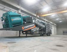 Constmach concrete plant 100 m3/h MOBILE CONCRETE PLANT, CALL NOW FOR MORE INFO!