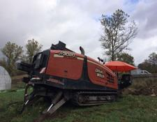 DITCH-WITCH horizontal drilling rig 3020AT