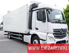 Mercedes-Benz refrigerated truck Actros 1842 , E6 , 4x2 , 19 EPAL , 170,000km , 2015 , Carrier 85