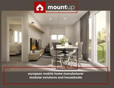 Mount Up Mobil-Home / Housing container