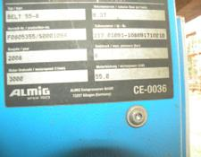 Link-Belt compressor ALMIG *BELT 55-8