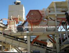 Constmach 60-80 tph CAPACITY PRIMARY JAW CRUSHER   CALL NOW