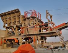 Constmach 150 tph CAPACITY PRIMARY JAW CRUSHER   90 x 65 cm OPENING SIZE